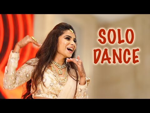 Bride's Surprise Dance For Parents, Brother And Groom! | Kreena Desai