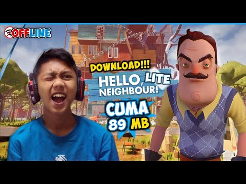 HELLO!!! Download Game Mirip Hello Neighbor Cuma 89 MB Android - ( Link Download )