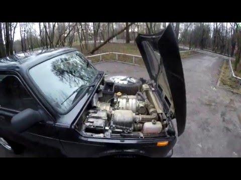 Lada 4x4 (Niva) Urban - движение с комментариями
