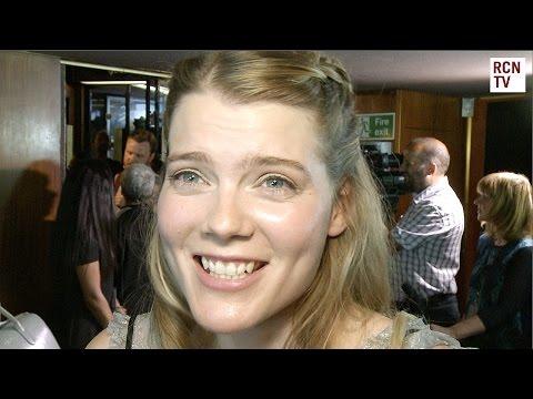 Emma Greenwell  Love & Friendship Premiere