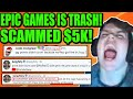 Mongraal & Benjyfishy CALL OUT Epic! Pro Players LOSING MONEY Because EPIC Is LAZY!
