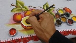 Roberto Ferreira – Como pintar pêssegos
