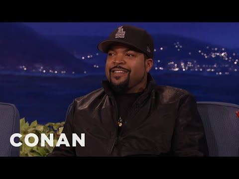 "Ice Cube Is Ready To Make Another ""Friday"" Movie  - CONAN on TBS"