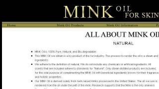 How-To Make Mink Oil Shampoo