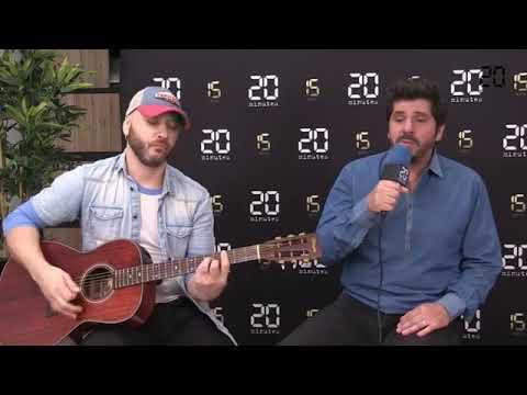 Patrick Fiori chante en direct chez «20 Minutes»