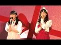 170204 小栗有以・佐藤七海(AKB48 チーム8) 気まぐれオンステージ