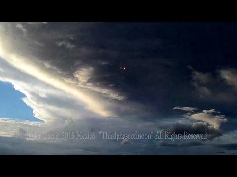 UFO Sightings Full Length Documentary The Mexico Lights! Enhanced Footage 2015