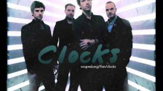 coldplay feat buenavista social club - clocks (salsa version)