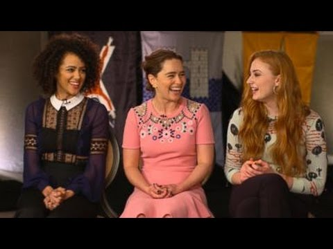 Game Of Thrones Female Cast Reflects On Hardships Exclusive