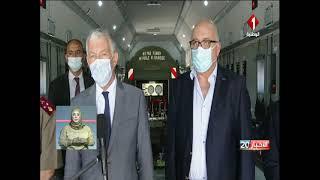 الدول الصديقة و الشقيقة تواصل دعمها جهود تونس في مواجهة فيروس كورونا
