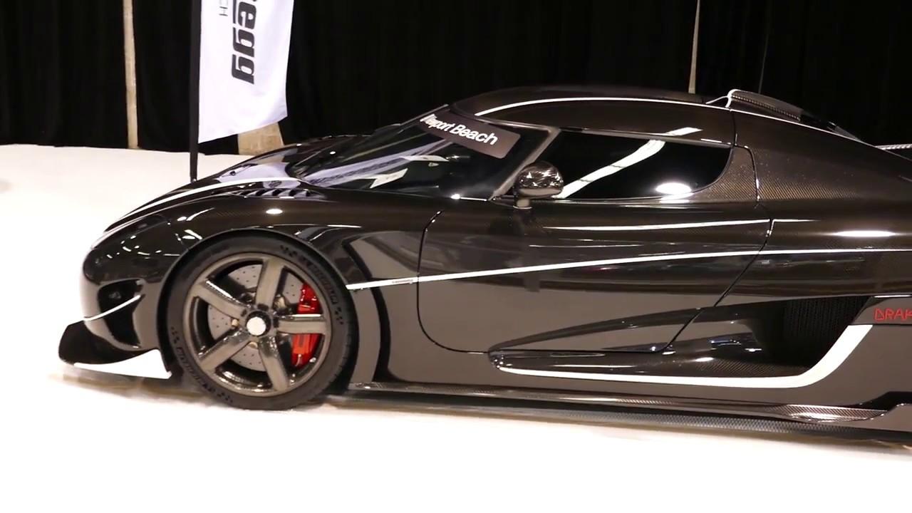 New 2019 Koenigsegg Agera Rs Draken Exotic Sports Car 2018 Oc