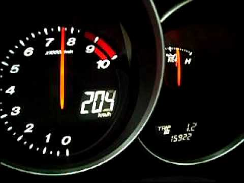 200 Kph To Mph >> My Rx8 0 200 Kph 27 2 Sec On 1 Km Stock Manual 231hp