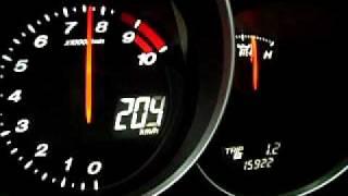 Моя RX8 0 - 200 км / год 27.2 сек. на 1 км!! (акції,керівництво 231hp)