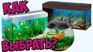 КАК ВЫБРАТЬ АКВАРИУМ?(Как правильно выбрать аквариум.Какой аквариум выбрать новичкам.Буду благодарен за подписку на канал)))Пиши..., 2016-01-27T10:15:03.000Z)