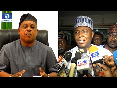 Saraki, Secondus Reject Osun Election Result, Express Concerns For 2019