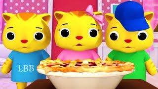 Three Little Kittens   Little Baby Bum Nursery Rhymes Compilation   Kids Songs