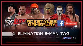 WWE2K GAMING