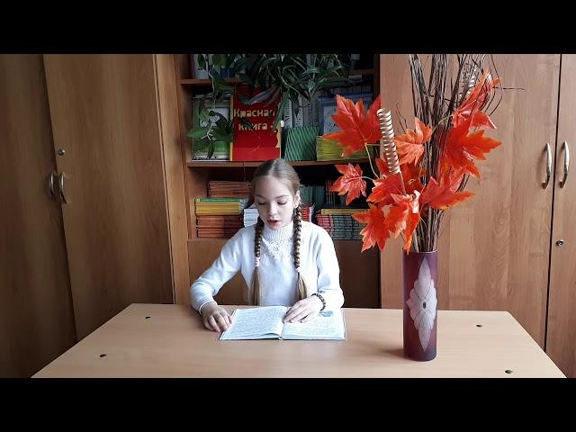 Изображение предпросмотра прочтения – МиланаЕмелина читает отрывок изпроизведения «Тимур и его команда» АркадияПетровичаГайдара