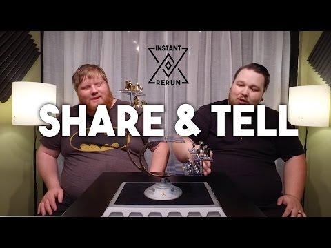 STAR TREK Tri-Dimensional Chess Set : SHARE & TELL