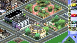 SimCity 3000 Unlimited: Thanksgiving Day Parade Fun