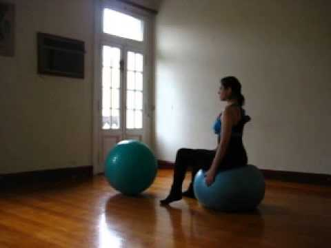Preparacion Pilates Esferas