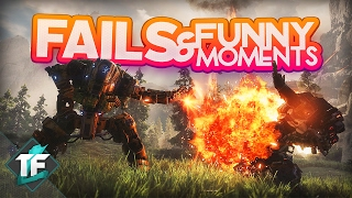 Titanfall 2 - Top Fails, Funny & Epic Moments #9!