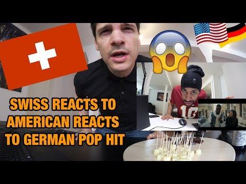 SWISSMAN REACTS TO AMERICAN REACTION TO GERMAN POP HIT | NAMIKA - JE NE PARLE PAS FRANCAIS