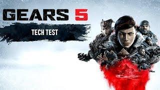 GEARS 5 TECH TEST - Bora testar o multiplayer? Quiser jogar junto manda aí nos comentários.