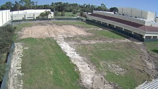 Time-Lapse- Demolition and Site Work (Week 1)