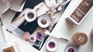 Inside Look Into: Pür Cosmetics Eye Polish