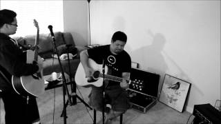we fell in love in a hopeless place by rihanna - acoustic cover.wmv