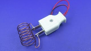 Electric energy free generator Magnets experiment, New technology 2020
