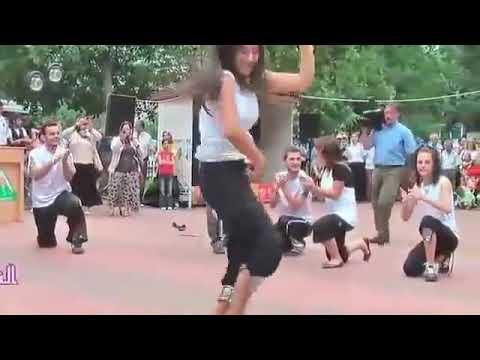 Modern Nagin dance