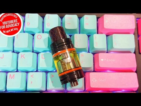 SMOK TFV8 Baby Beast Tank + RBA Coil & Wicking Tutorial - The Vaping Bogan
