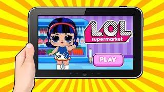 #LOL Игра для Телефона и Планшета! GAMES LOL SURPRICE DOLLS