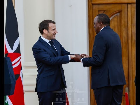 Kenya and France ink Sh300 billion projects