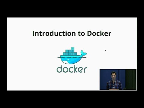Image from Docker 101: Introduction to Docker