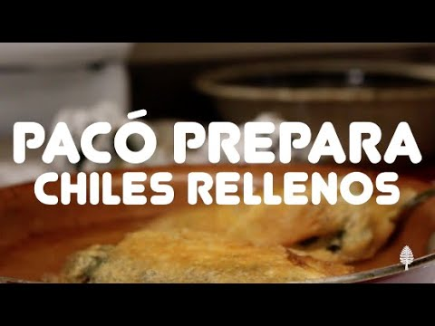 SNACKABLE: Chiles Rellenos