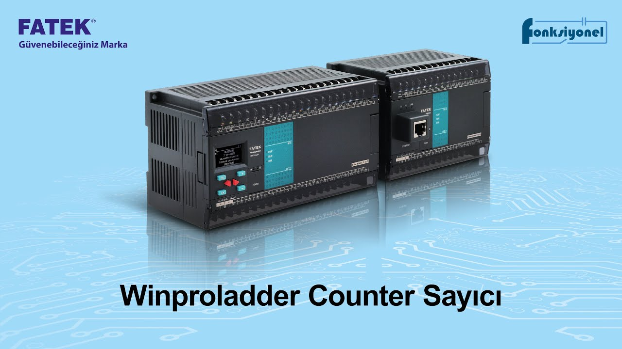 Fatek plc winproladder counter sayc youtube fatek plc winproladder counter sayc cheapraybanclubmaster Image collections