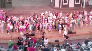 Medora, North Dakota on the July 4, 2010..wmv