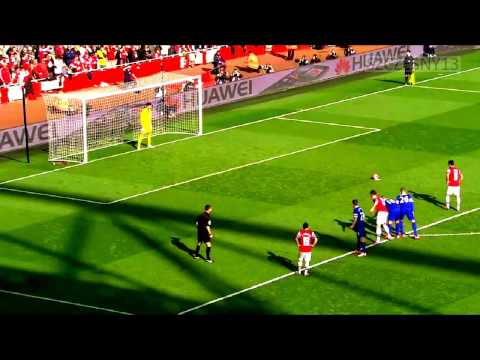 Arsenal FC - FA Cup Champions 2014 - The Road