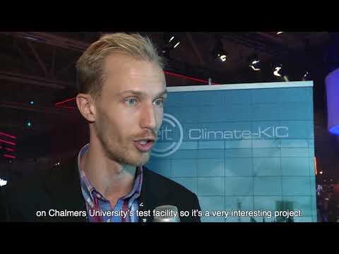 #CKICSLUSH Otto Lundman, Business Developer, Modvion