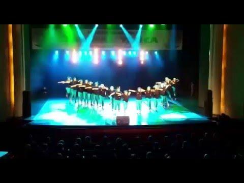 FRESH KIDS Power Dance 2016 Katowice