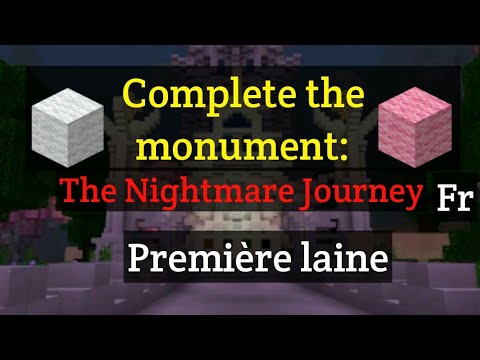 "Minecraft CTM ""The Nightmare Journey"" Notre Nouvelle Base (2/7)"