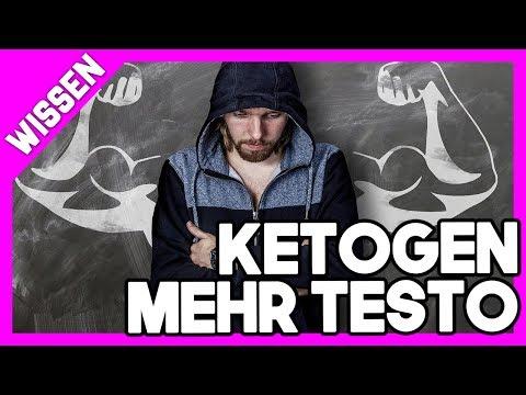 Testosteron durch ketogene Ernährung - Mehr Cholesterin für Hormone