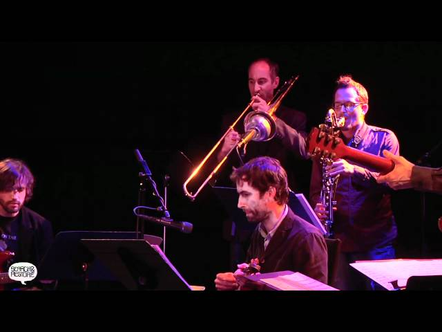 "Todd Sickafoose Tiny Resistors feat. Andrew Bird ""Untitled #6"" at LPR"