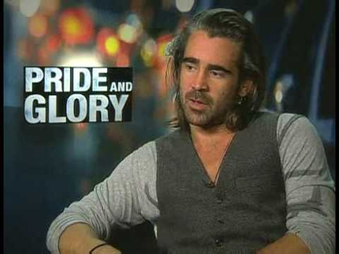 Colin Farrell interview