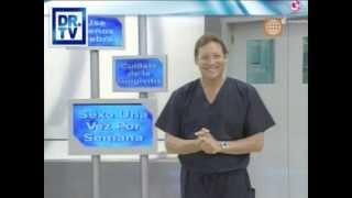 DR.TV (Perú) 12/04/2012 - 4 Pregúntale al Doctor: ¿Qué puedo hacer si me sudan  mucho las manos?