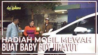 HADIAH MOBIL MEWAH BUAT BABY BOY JIRAYUT