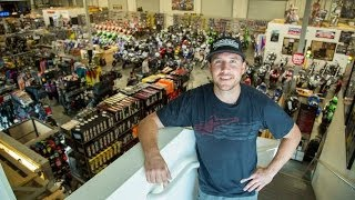Grant Langston gives us a tour of his family's owned and operated s...